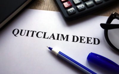 Learn The Steps For A Quitclaim Deed